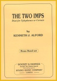 TWO IMPS - Duet for 2 Xylophones or Bb Cornets Parts & Score