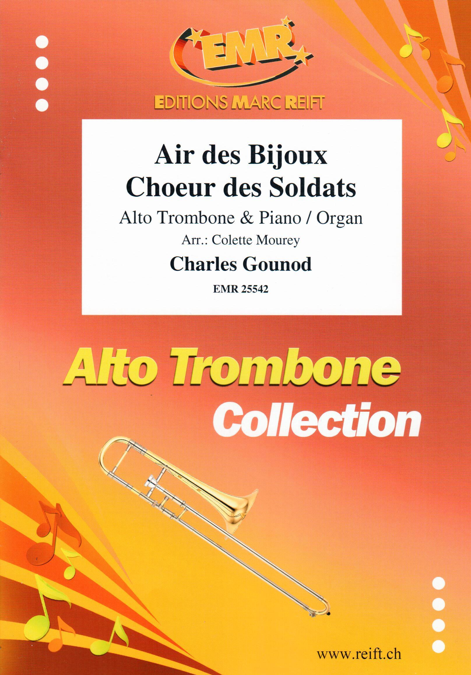 les ventes en gros prix bas 100% de qualité supérieure AIR DES BIJOUX / CHOEUR DES SOLDATS - Just Music - Brass ...