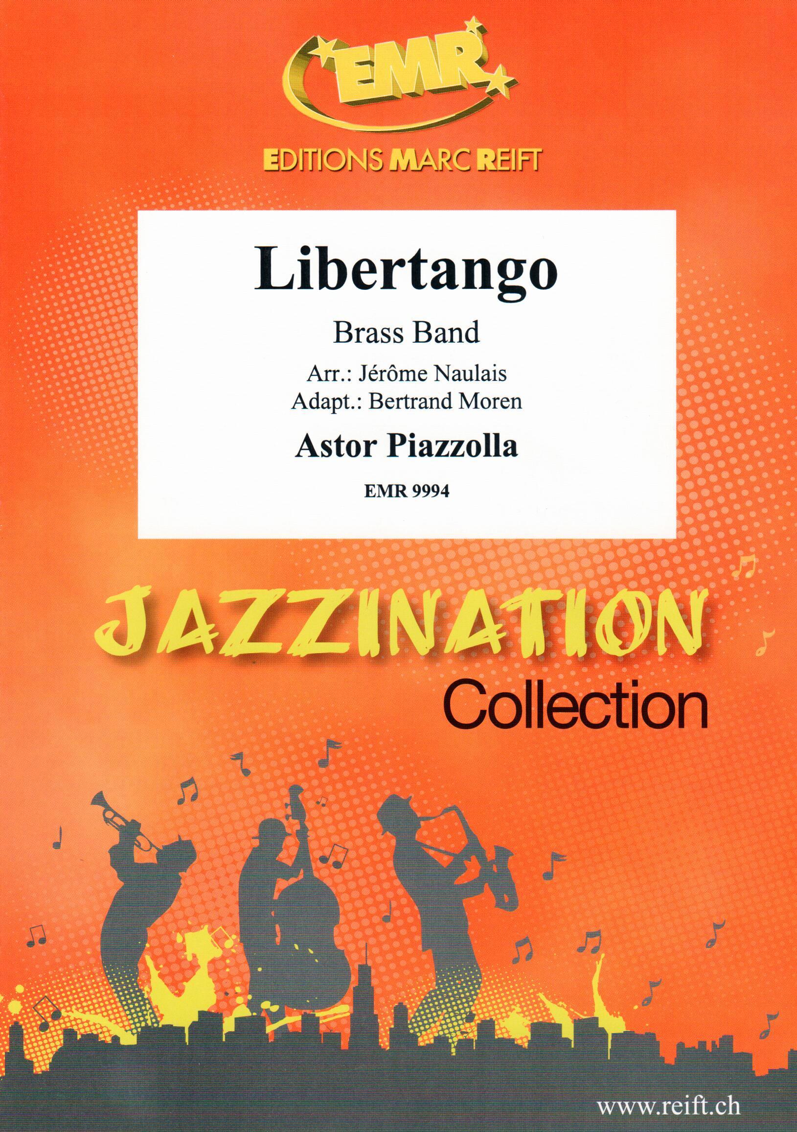"Searching for ""Libertango"" - Just Music - Brass Band Music"