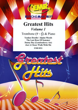 GREATEST HITS VOLUME 1 - Just Music - Brass Band Music and CDs